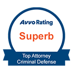 Avvo Rating Client's Choice Superb rating