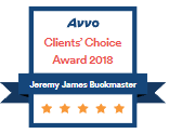 Avvo Clients Choice Award 2018